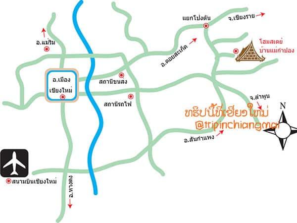ban-mae-kampong-map