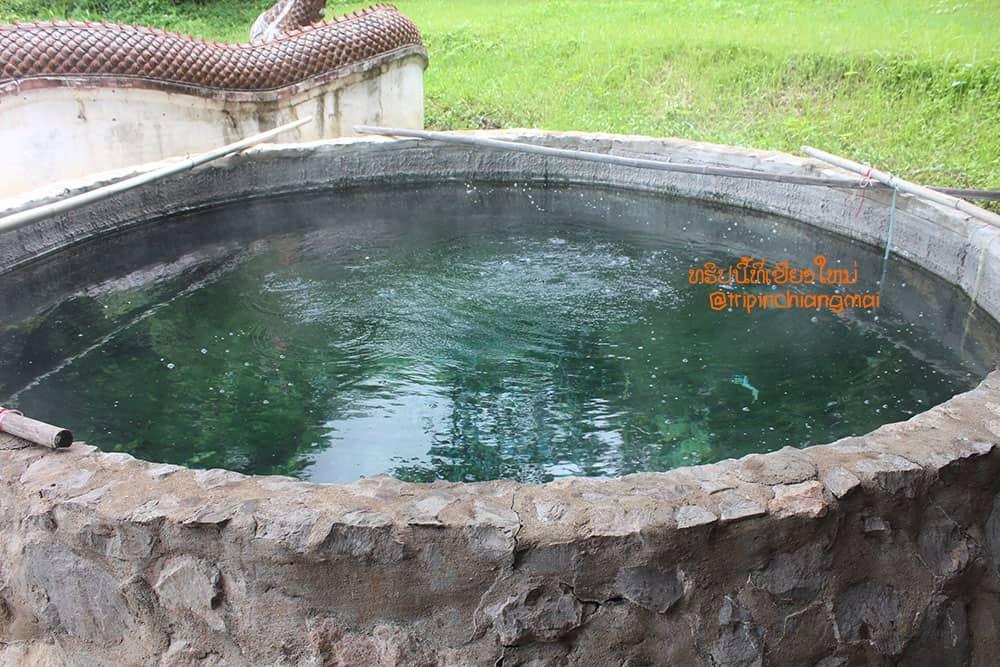 น้ำพุร้อนบ้านหนองครก