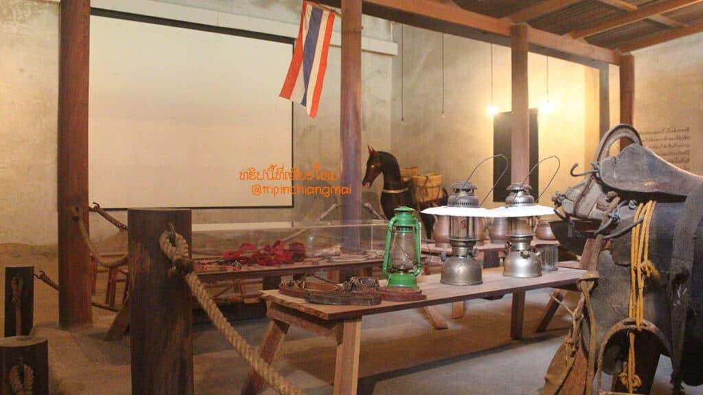 อัลบั้มภาพ พิพิธภัณฑ์โรงงานหลวงที่ ๑ (ฝาง) บ้านยาง